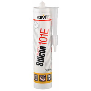 Герметик силиконовый 101Е KIM TEC 310мл