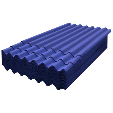 Шифер 8-ми волновой Синий