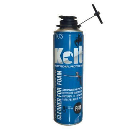 Очиститель монтажной пены KOLT Cleaner for foam