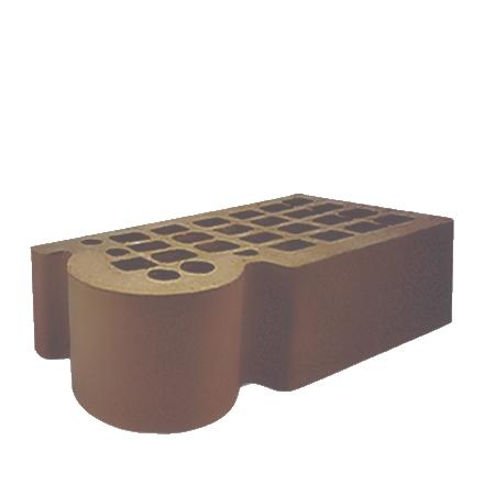 облицовочный кирпич железногорский фото