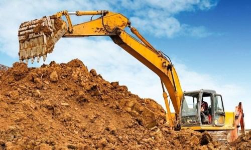 услуги земельных работ