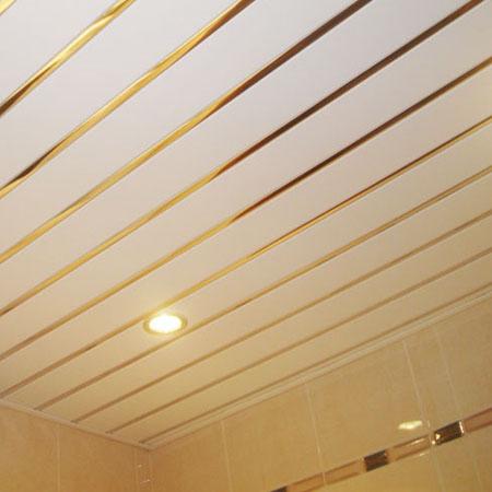 купить реечный потолок для ванной