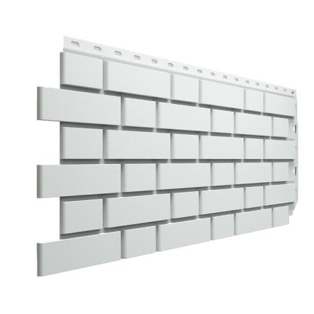 панель под белый кирпич