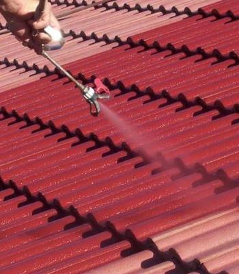купить краску для крыши