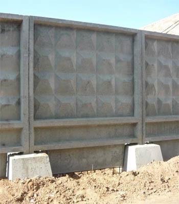 купить бетонные заборы в курске